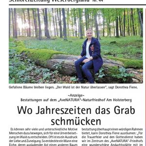 Aus Der Seniorenzeitung Weserbergland 3.3.2021